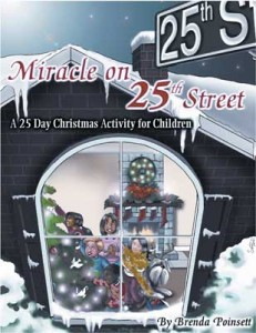 Miracle on 25th Street: A 25 Day Christmas Activity for Children
